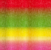 Colorful Tropical Sweet Friut Frozen Ice Cream Dessert Background Pattern. Style Royalty Free Stock Photos