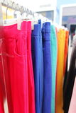 Colorful Trousers Stock Photos