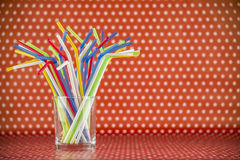 Colorful tubes Royalty Free Stock Photography