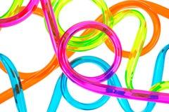 Colorful tubing Stock Photo