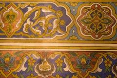 Colorful Turkish art Stock Image