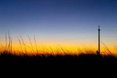 Colorful Twilight Sky Royalty Free Stock Photo