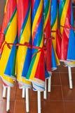 Colorful umbrella Royalty Free Stock Photo