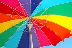 Colorful Umbrella stock photography