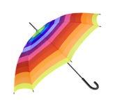 Colorful umbrella. For dismal rainy days Royalty Free Stock Photo