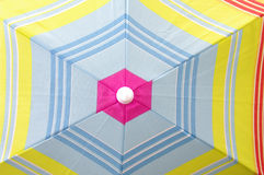 Colorful umbrella background Royalty Free Stock Image