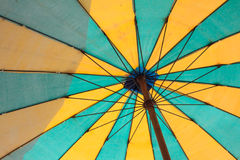 Colorful Umbrella Background. Royalty Free Stock Images