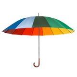 Colorful umbrella Stock Photo