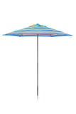 Colorful umbrella design Royalty Free Stock Image