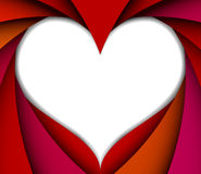 Colorful valentine background Stock Photo