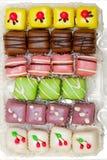 Mignon cakes Stock Image