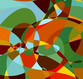 Colorful Vector Abstract Background Stock Photos