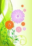 Colorful Vector Background Royalty Free Stock Images