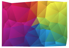 Colorful vector background Stock Images