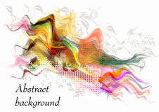 Colorful vector background Royalty Free Stock Photography