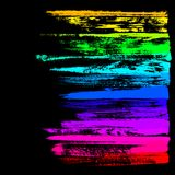 Colorful vector background. Abstract background, vector without gradient royalty free illustration