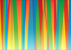 Colorful Vector Background - jungle Royalty Free Stock Photo