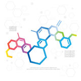 Colorful vector design Royalty Free Stock Photos