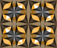 Colorful vector ornamental pattern, seamless art background deco Stock Photo