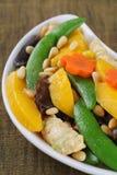Colorful Veg Food Dish Stock Photos