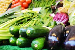 Colorful vegetables background royalty free stock images