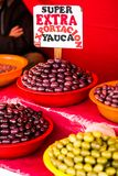 Colorful Vegetables and Fruits , marketplace Peru. Royalty Free Stock Images