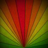 Colorful Velvet Abstract Background Stock Image