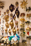 Colorful Venetian mask Royalty Free Stock Images