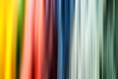 Colorful vertical motion blur abstract Stock Photos
