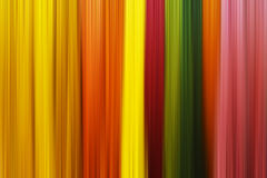 Colorful vertical motion blur abstract Stock Images