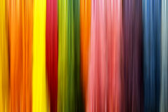 Colorful vertical motion blur abstract Royalty Free Stock Photo