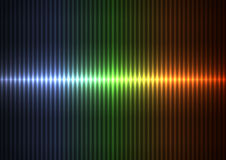 Colorful vertical stipes Royalty Free Stock Photo