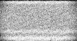 Colorful vhs glitch noise background realistic flickering, analog vintage TV signal with bad interference, static noise