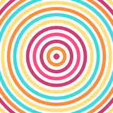 Colorful vibrant pattern. Royalty Free Stock Photos