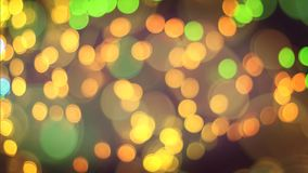 Abstract colorful bokeh in concert lighting background royalty free stock photo