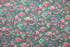 Colorful vintage fabric background Royalty Free Stock Photo
