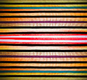 Colorful vintage horizontal lines Royalty Free Stock Images