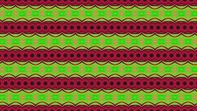 Colorful vintage nostalgic trendy holographic pattern background.