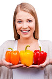 Colorful vitamins. Stock Images