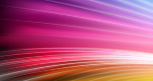 Colorful vivid flow background stock illustration