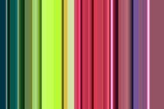 Colorful vivid lines in pink and green hues, texture and pattern. Vivid colorful lines in green, violet, blue, yellow and blue hues with contrasts, abstract Royalty Free Stock Photography