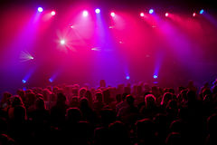 Colorful and vivid stage spotlight background. Colorful and vivid stage spotlight on stage background stock photos