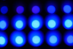 Colorful and vivid stage spotlight background Stock Photos