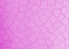 Colorful wale, fabric pattern of pillowcase  texture may use as Royalty Free Stock Images
