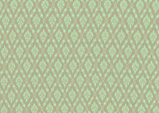 Colorful wale, fabric Thailand pattern texture Stock Images