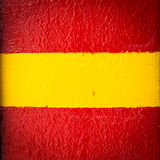 Colorful of wall Royalty Free Stock Photography