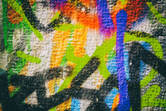 Colorful Wall Texture Stock Photos