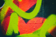 Colorful Wall Texture Royalty Free Stock Images
