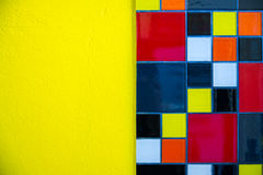 Colorful wall Royalty Free Stock Photos