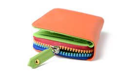 Colorful wallet Royalty Free Stock Photos